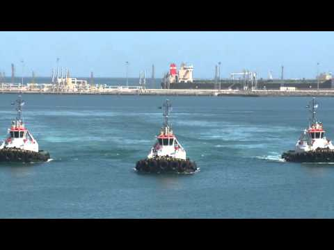 The Port Of Fujairah - Corporate Video