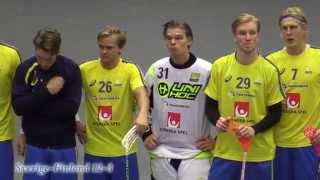 Sverige-Finland 12-3, Finnkampen i Malmö 2015, highlights