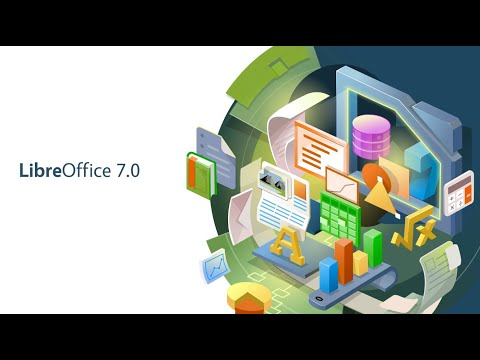 LibreOffice 7.0 - New Features
