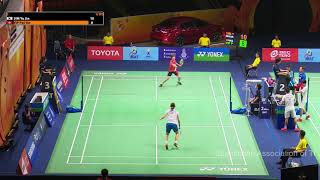 court 3 | WS  - Qualification | SIM Yu Jin vs YIP Pui Yin thumbnail