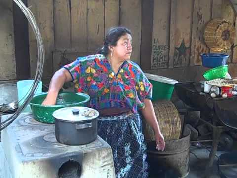 Cooking classes or weaving classes in Guatemala.