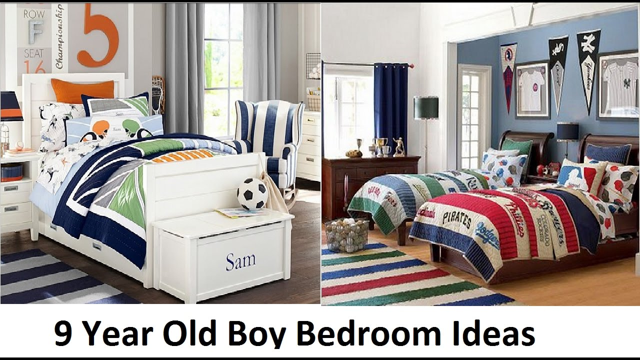 9 Year Old Boy Bedroom Ideas Wonderful and Cool  YouTube