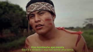 [Brasil] Brô MC's -- Koangagua [Rap Indígena]   GUARANI + LEGENDADO