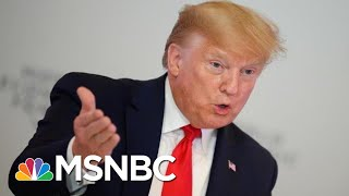 NBC News: Trump White House May Bring Forward Motion To Dismiss | The 11th Hour | MSNBC