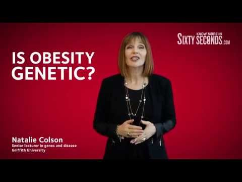 Is obesity genetic?