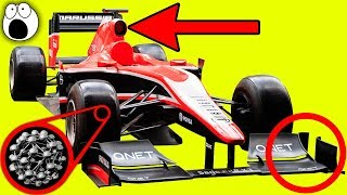 Secrets Of F1 Car Design You'll Find Really Interesting