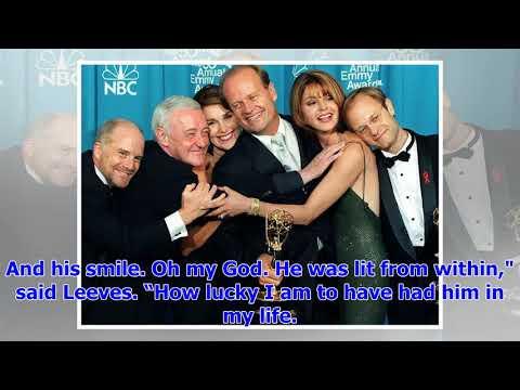 Breaking ' Frasier ' Star Jane Leeves John Mahoney memory: ' I loved him so much '