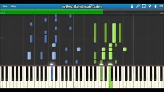 欅坂46 〈世界には愛しかない〉 piano