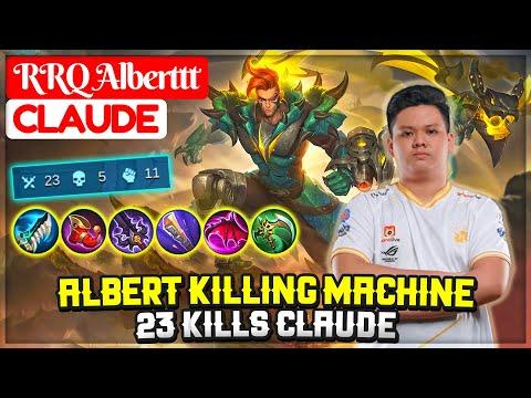 Albert Killing Machine,