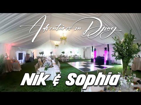 Burge Wedding Reception | Aventures In Djing | Ep. 30