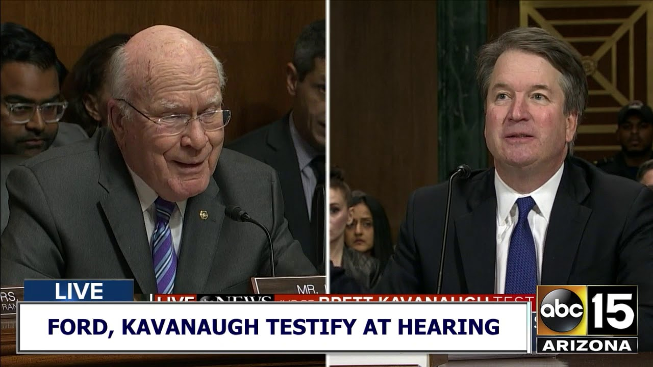 Brett Kavanaugh refuses to admit if he is