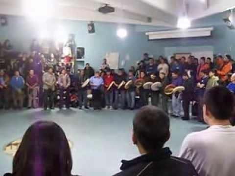 Whati Drumdance Feb 22 2014
