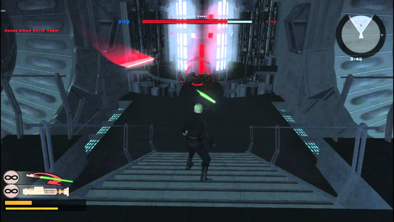 Battlefront 2 Custom Map Review Death Star Ii Emperor S