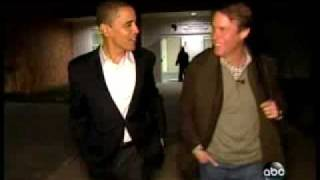 A Day on the Campaign Trail - Barack Obama on Nightline