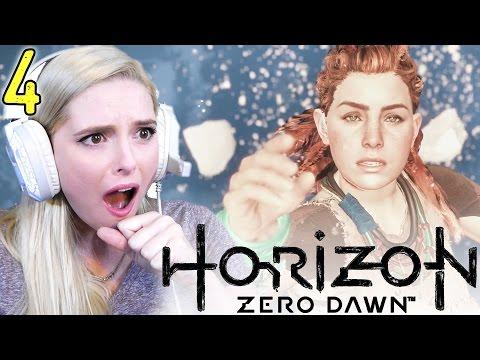 THE PROVING IS MESSED UP- Horizon: Zero Dawn Gameplay Walkthrough Tutorial- Pt 4 thumbnail
