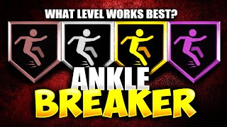 ANKLE BREAKER ★ WHAT BADGE LEVEL WORKS THE BEST? ★ NBA 2K20