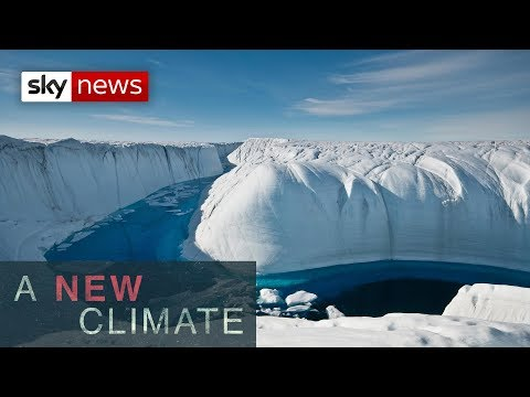 A New Climate: Greenland's melting ice