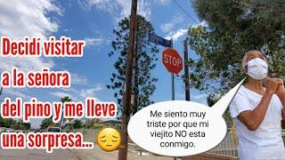 Regrese con la SEÑORA del PINO *VOLVÍ AL ESTE DE LOS ANGELES* me lleve una sorpresa #todoenelcelular
