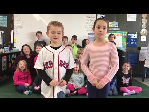 Wake Up Call from Indian Brook Elementary