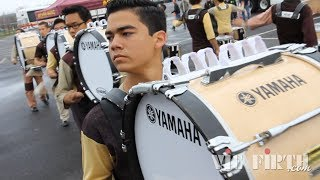 Vic Firth presents Arcadia High School, In The Lot at the 2014 WGI ...