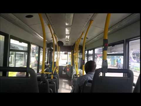 Metroline Alexander Dennis Enviro 200 DEL850 LK08 DWC New Limited Stop Route 714 Luton To New Barnet