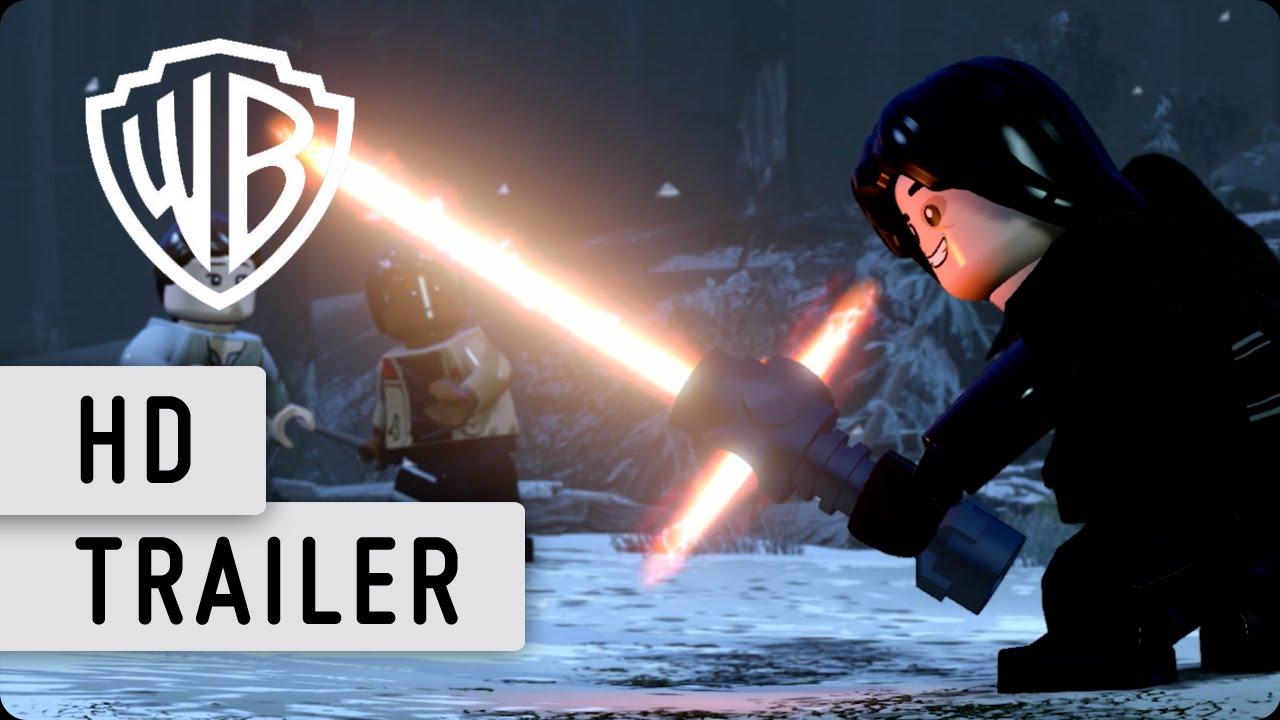 LEGO Star Wars: Das Erwachen der Macht E3 Trailer (Deutsch)
