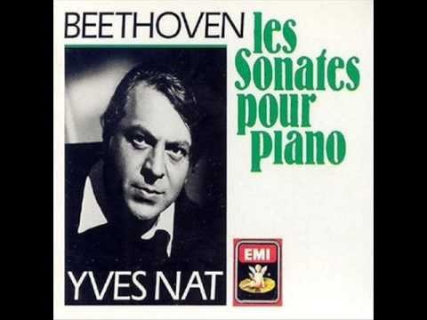 Beethoven, Mondschein (Moonlight), Yves Nat mp3