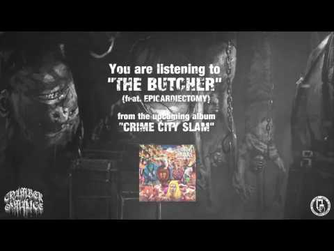 CHAMBER OF MALICE -  THE BUTCHER feat. Epicardiectomy