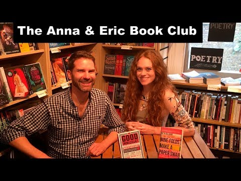 The Anna & Eric Book Club: Nine Folds Make a Paper Swan & The Good Immigrant