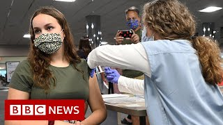 Dr Anthony Fauci says US heading in wrong direction as cases rise  - BBC News