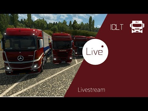 Livestream von IGLT Speditions Kanal
