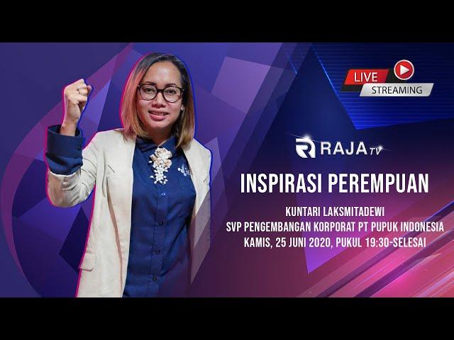 Inspirasi Perempuan, Kuntari Laksmitadewi, SVP Pengembangan Korporat PT Pupuk Indonesia