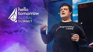 Giving autonomous cars super-human reflexes I Raul Bravo, CEO of Dibotics