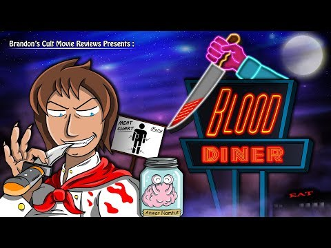 Brandon's Cult Movie Reviews: BLOOD DINER