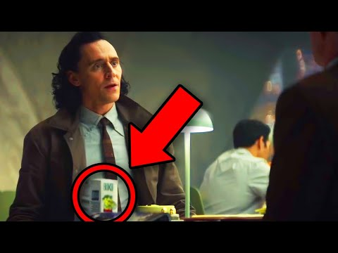 LOKI TRAILER BREAKDOWN! Easter Eggs & Details You Missed!