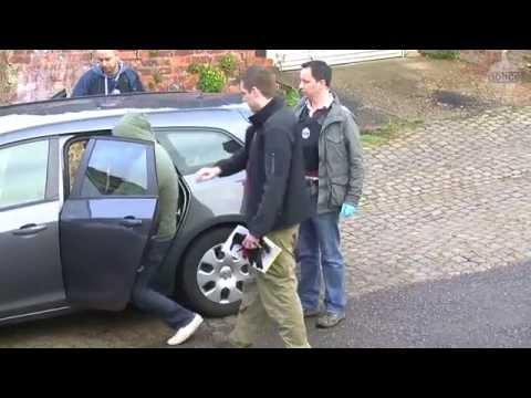 Drugs raids across Northampton