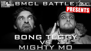 BMCL RAP BATTLE: BONG TEGGY VS MIGHTY MO (BATTLEMANIA CHAMPIONSLEAGUE)