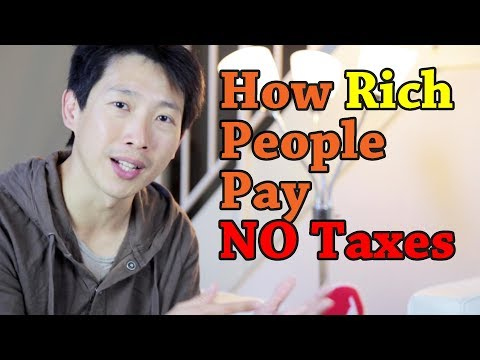 How the Rich Pay no Taxes | BeatTheBush