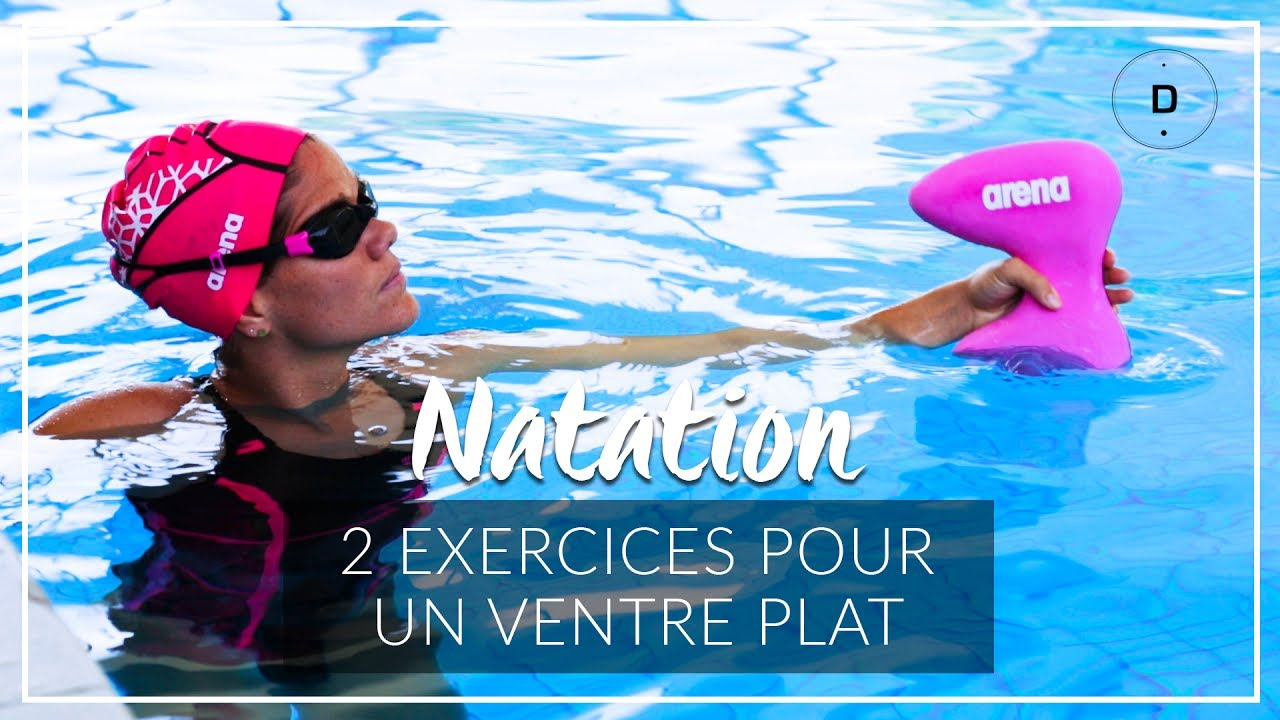 natation 2 exercices de natation pour un ventre plat youtube. Black Bedroom Furniture Sets. Home Design Ideas