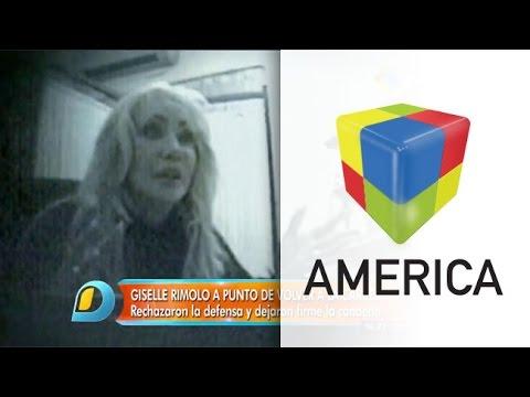 Los motivos por los que Giselle Rímolo está otra vez a un paso de la cárcel