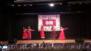 OKA Diwali 2014 - 002 Malayalam Bollywood Fusion Dance