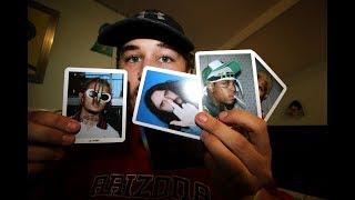 Stillz Rapper Card Unboxing ( LIL PUMP - SKI MASK THE SLUMP GOD - 21 SAVAGE - LIL WAYNE