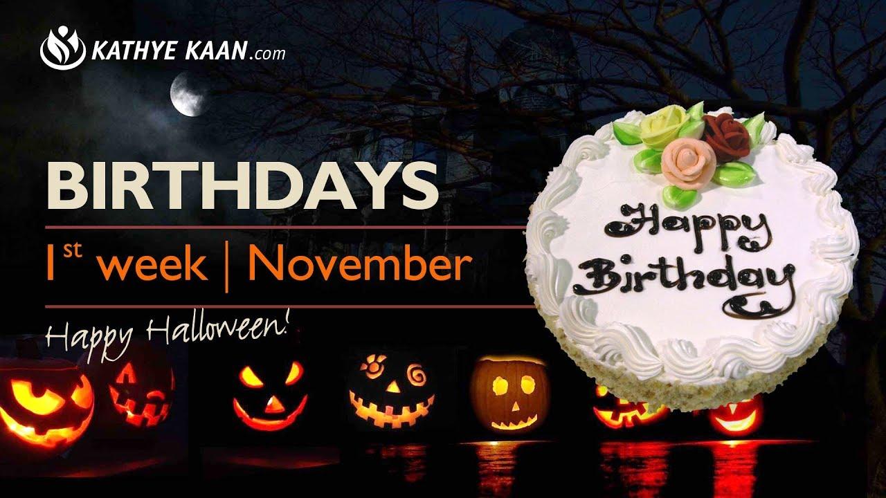 scorpio happy birthday reading psychic tarot horoscope week 44 30 october 5 november