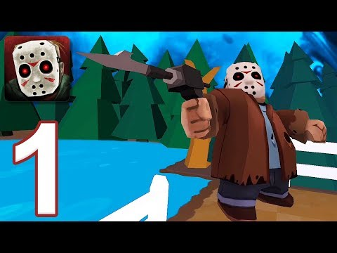 Friday the 13th: Killer Puzzle - Gameplay Walkthrough Part 1 - Crystal Lake Memories (iOS, Android)