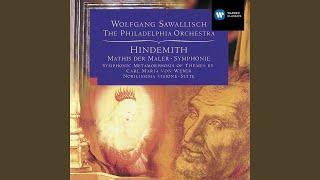 "Symphonie ""Mathis der Maler"": III. Versuchung des heiligen Antonius - ""Ubi eras, bone Jhesu ubi..."