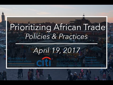 Prioritizing African Trade