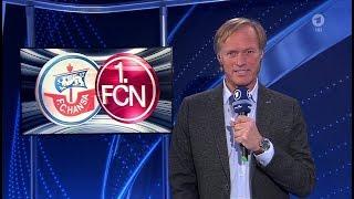 Hansa Rostock gegen 1. FC Nürnberg - Pokal 2. Runde 18/19