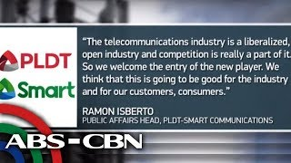 Business Nightly: Globe, PLDT-Smart welcome third telco player