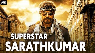 Superstar R. Sarathkumar (Sandamarutham) Blockbuster Hindi Dubbed Full Action Movie | South Movie