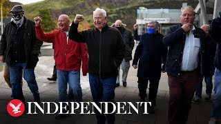 Scottish miners convicted during 1980s strike to receive pardon